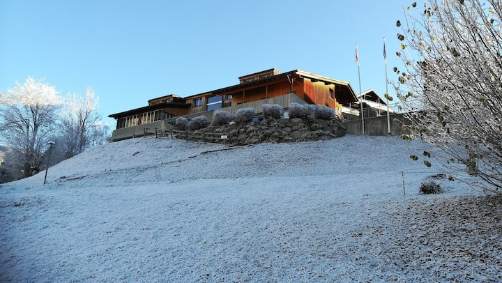 Casa da Horgen Laax - Ihr Zuhause mit Aussicht.
