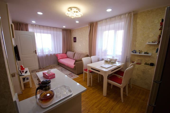 Cozy one bed apartment at the heart of the City