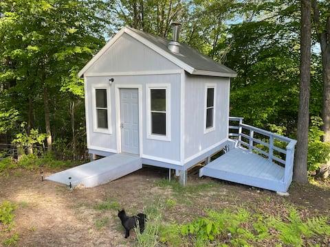 Tiny House at Arrowhill Farm