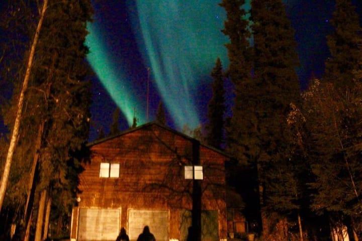 Sand Hill Guest House - Fairbanks - บ้าน