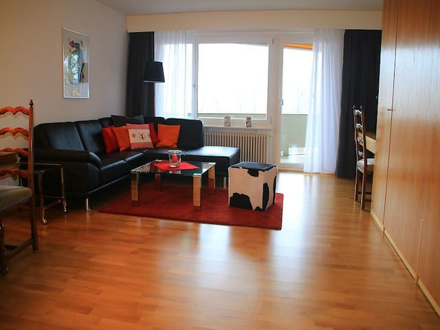 Alpen-Fewo, Residenza Quadra, B 323, (Flims Dorf), 3011 - B323, 1.5 room apartment - 3011