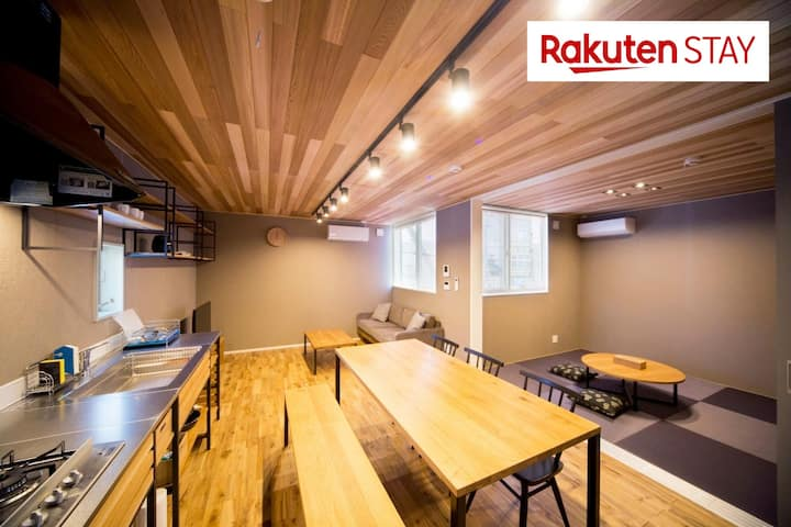 Rakuten official hotel★9 min from Matsue sta.★