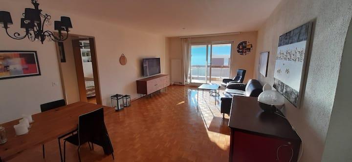 Beautiful apartment for traveler