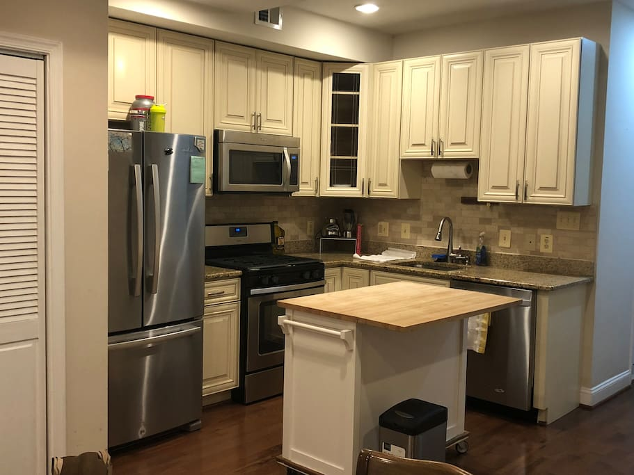 This is the photo of our kitchen
