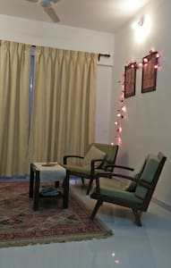 Independent apartment near Ginger hotel, Wakad. - Pune