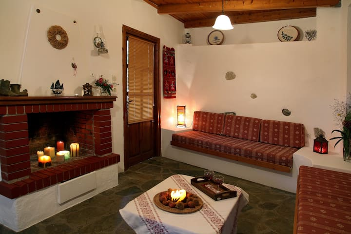 Emilio's House (traditional house) - Agia Paraskevi