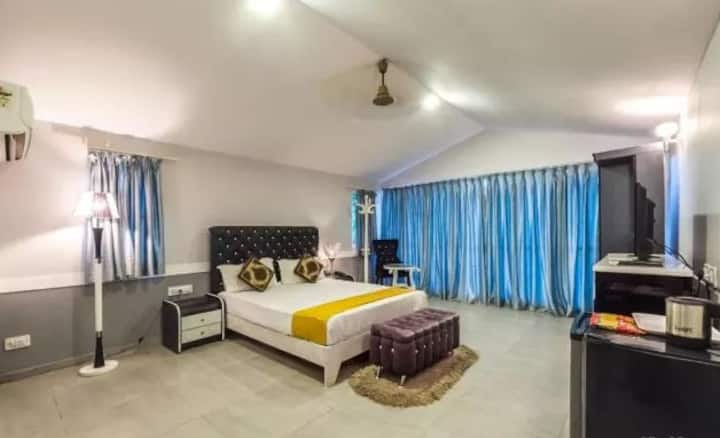 Pink Cottage Rooms Very Close To Baga Beach KS