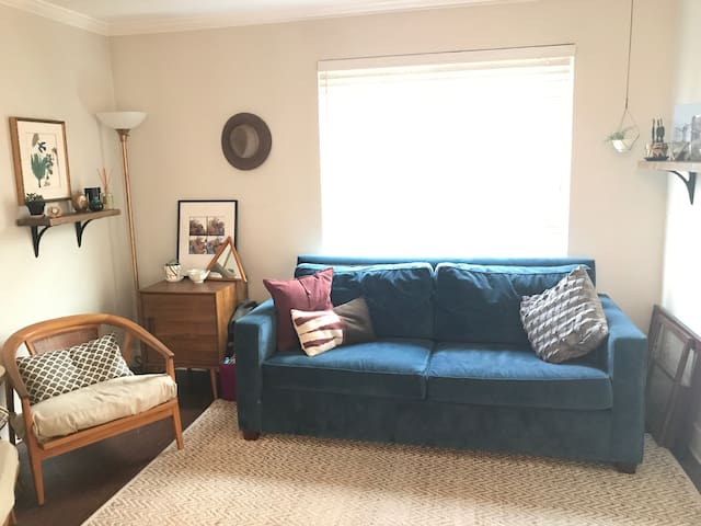 One bedroom apartment in the heart of Old Ballard
