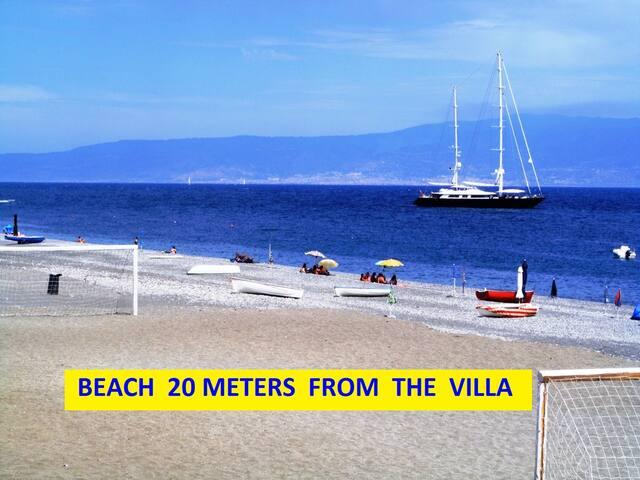 Villetta singola per Vacanze Mare e/o CureTermali