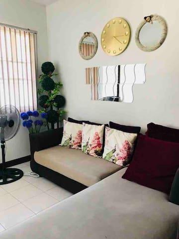 2 Bedroom RowHouse  in Calapan City near Port/Pier