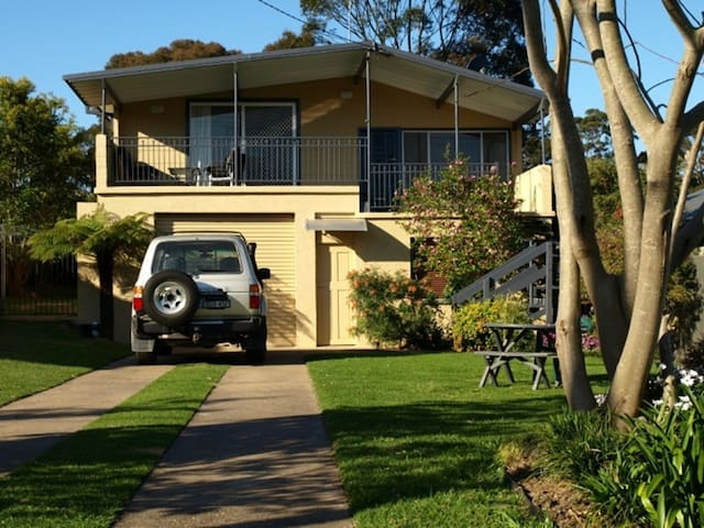 A Little Bit of Paradise - Narooma - House