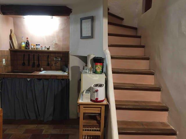 Un Petit chez soi...