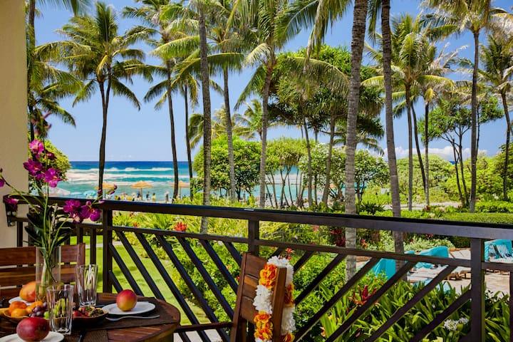 Villa 208 3-Bed Ocean & Pool View