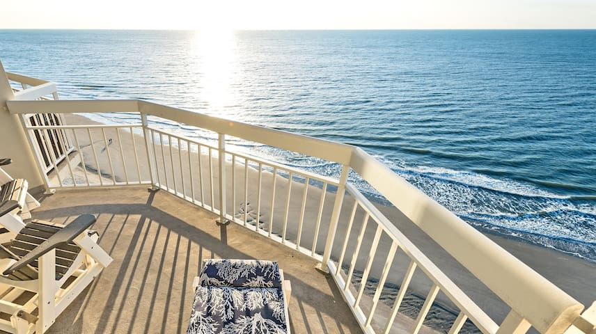 Water's Edge Resort Suite 1509 1BR/2BA Oceanfront