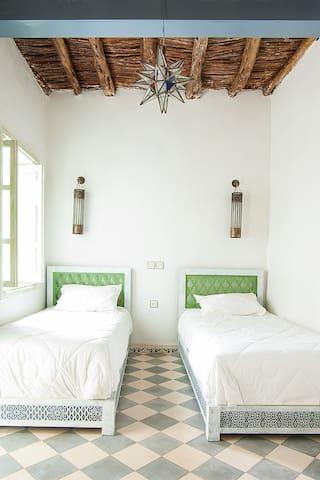 bleu mogador - Essaouira