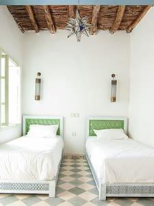 bleu mogador - Essaouira - Talo