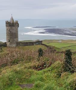 Liams cottage Doolin Co Clare