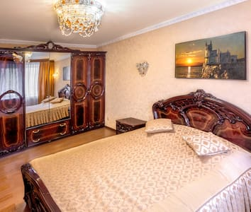 "Apartment ""9nebo"" Moscow"