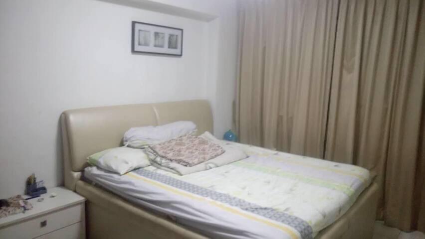 Comfy master room near Boon Lay MRT & NTU campus - Singapur - Bed & Breakfast