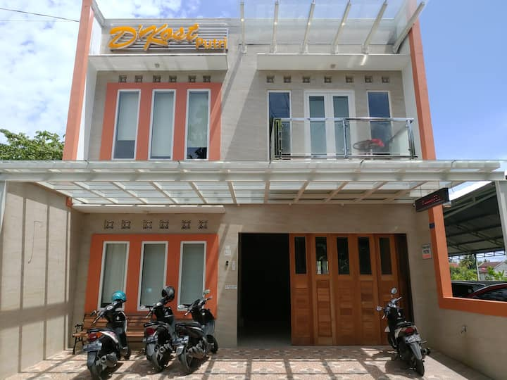 Omah Nulis Guest House