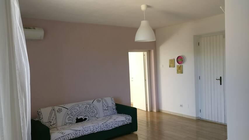 Appartamento vacanza in Maremma