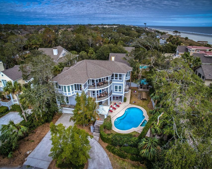 29 Sandpiper6 bedroom vacation home