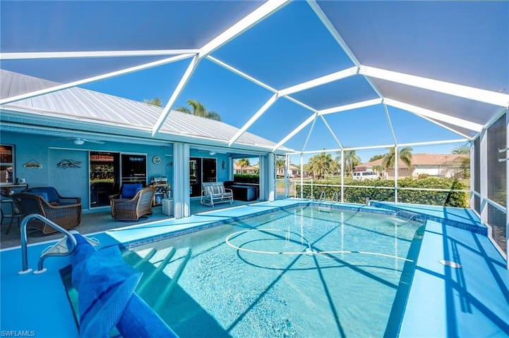 Gorgeous Villa in Cape Coral, Florida's Gulf Coast