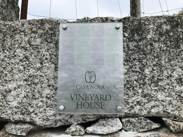 Casa Nova - vineyard house