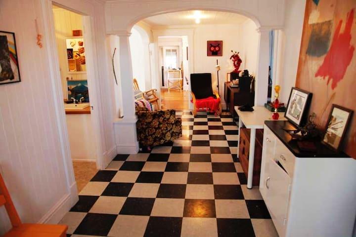 Le 25A, la maison de l'artiste