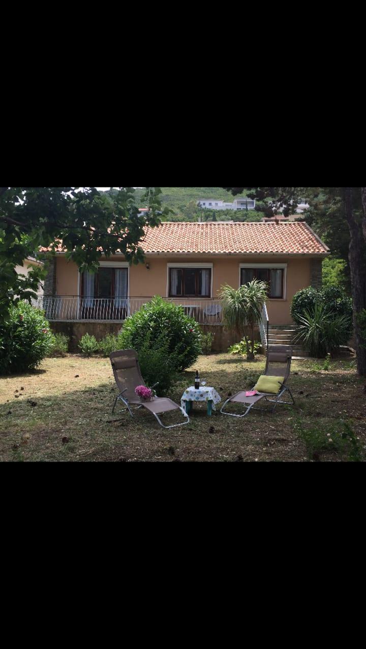 Villa à Marine de Sisco, Cap-Corse
