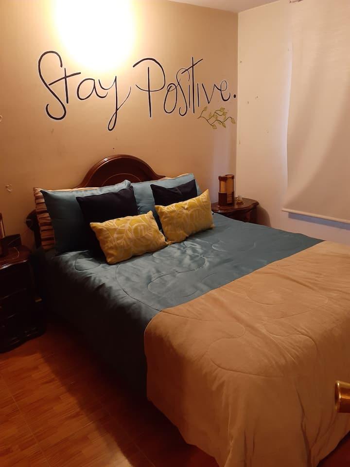 Tu alojamiento comodo y tranquilo para mujeres.