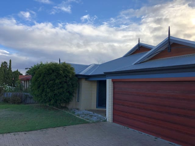 Cozy, Quiet Place Near Perth Airport-宾至如归