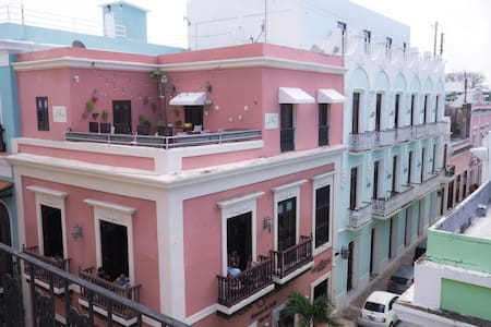 Cozy Apartment in the Heart of Old San Juan - Сан - Хуан - Квартира