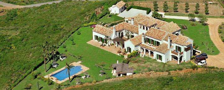 Luxury traditional Spanish estate