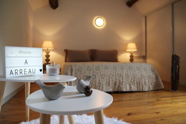 Très bel appartement avec Piscine  4 pers(St Lary)