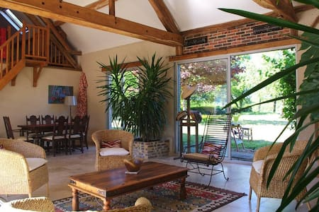 Nice country cottage in loire valley - Renay - Other
