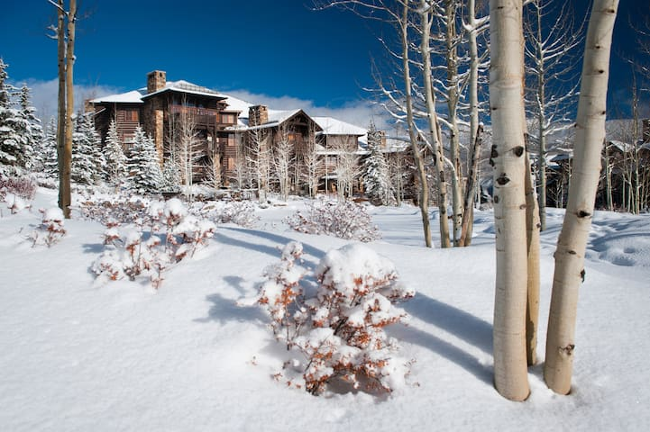 *NO GUEST SERVICE FEE* 3Br/Ba Alpine Getaway - Steps to Skiing in Bachelor Gulch