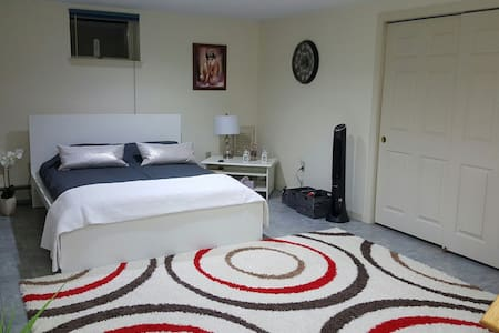 Cozy In-Law Studio Apartment - Stoneham