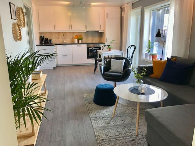 Breath taking panorama view apartment