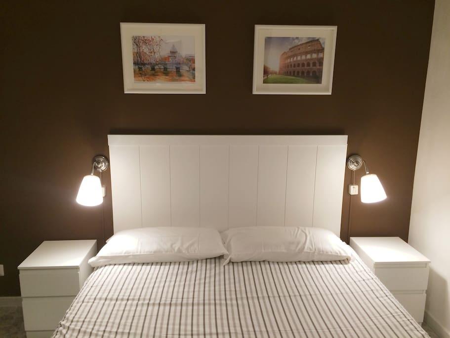 Camera con bagno privato vicino aeroporto ciampino appartamenti in affitto a roma lazio italia - Stanza con bagno privato roma ...