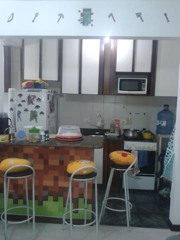 Geek Home - Coqueiros neighborhood - Florianópolis - Apartment