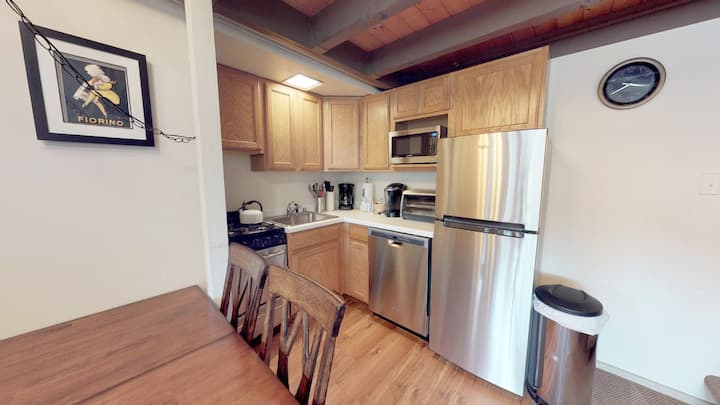 ★ Downtown Snowmass ★ Private Condo ★  Slopeside