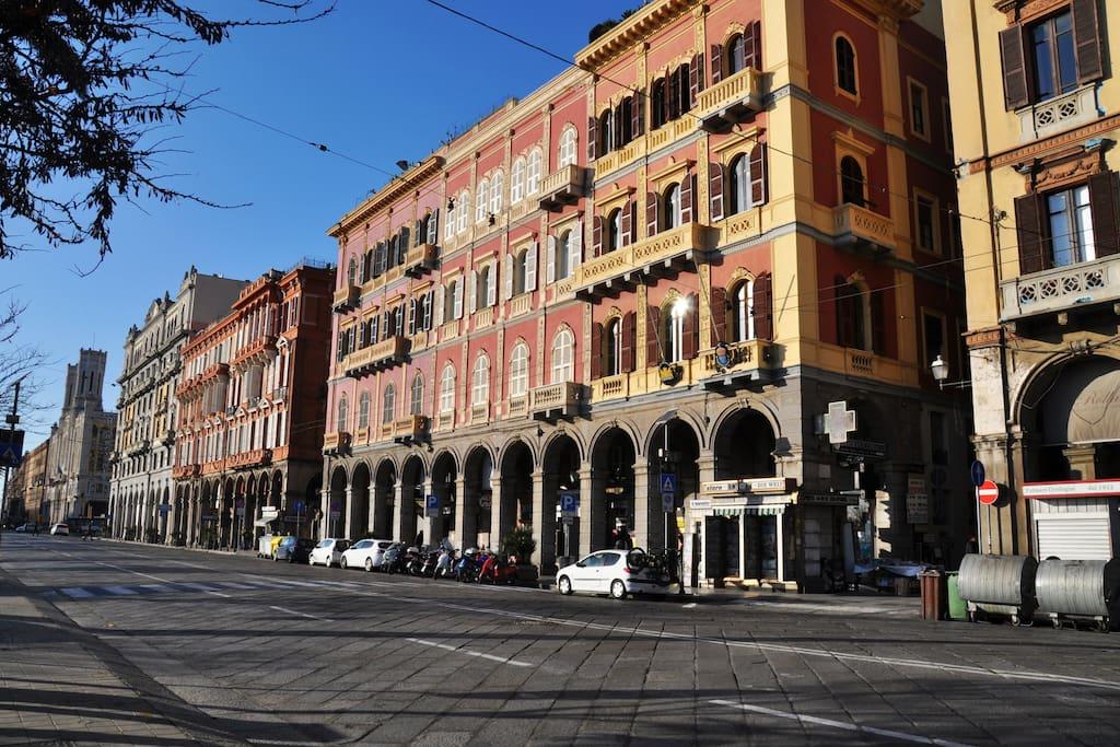 Appartamenti Affitto A Cagliari