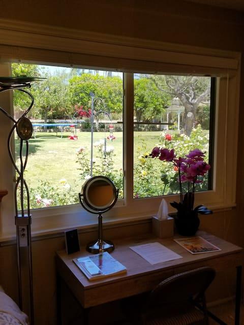 Bedroom #1 - Gazebo View
