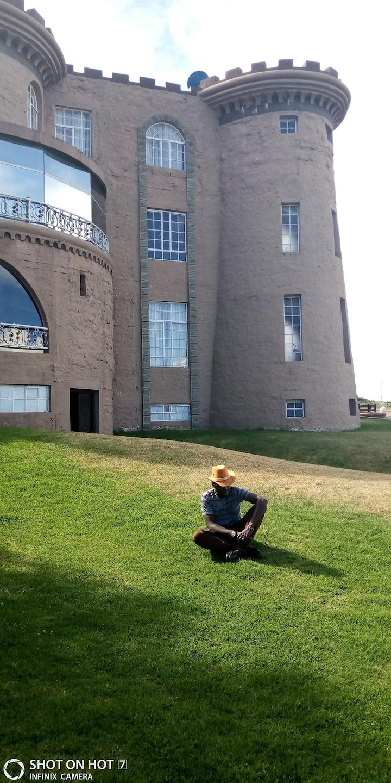 Tafaria castle,Bantu mountain view, Egerton castle