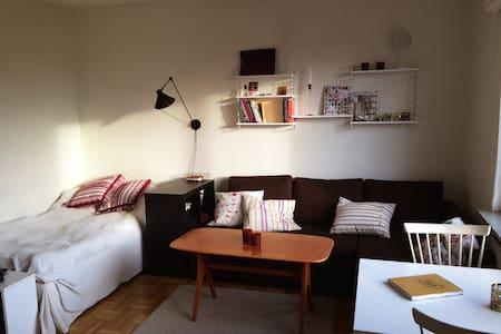 Apartment in charming Hägersten - Stockholm