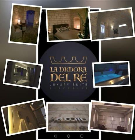 La Dimora del Re Luxury Suite  con Jacuzzi