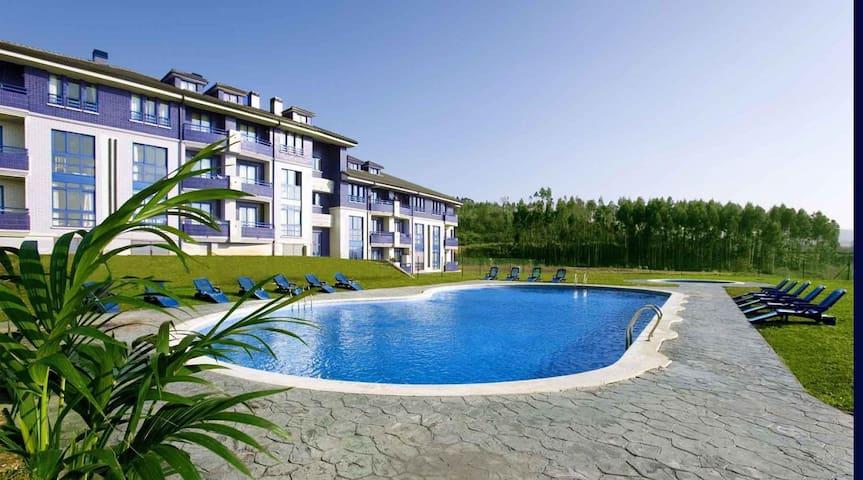 Dúplex en Ría del Pas. - Urbanización Ría del Pas - Wohnung