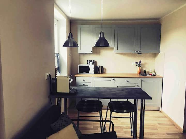 """M""  apartment - lovely place in heart of Tallinn"