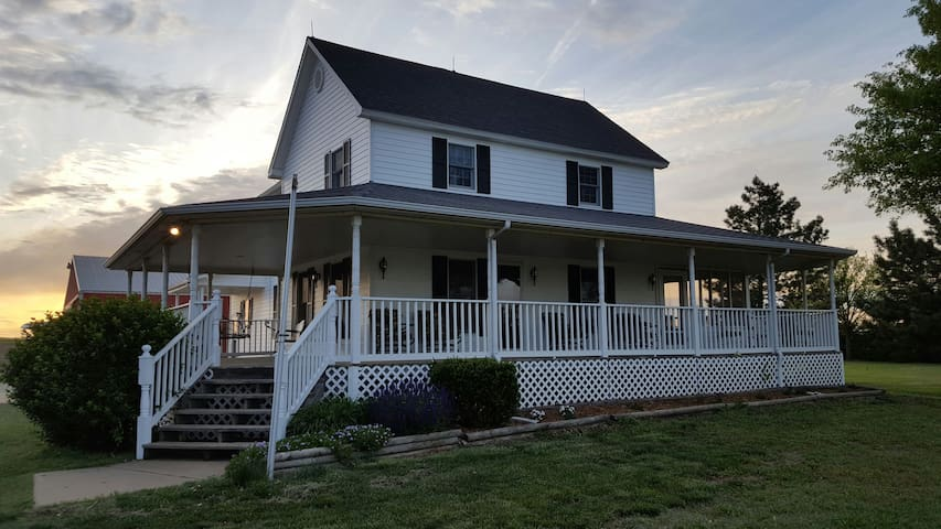 Kansas Beach House - Brookville - Ház